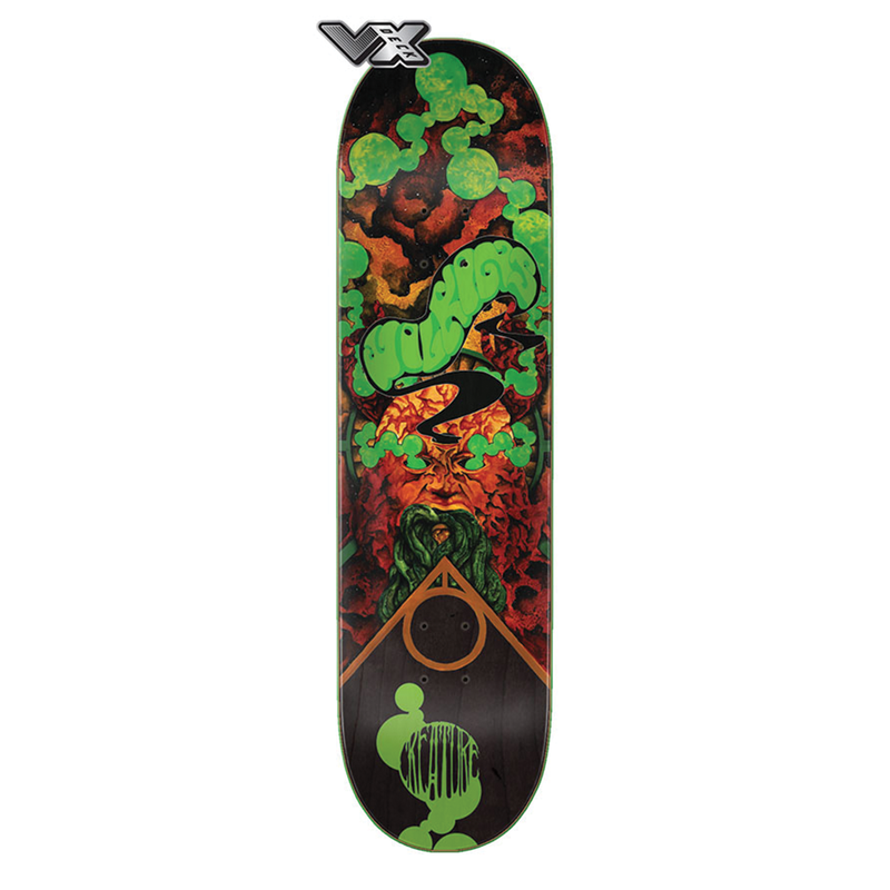 Creature Wilkins Infinite VX Deck - 8.8""
