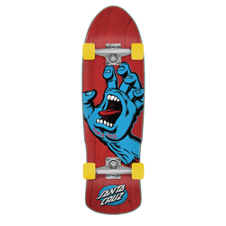 Santa Cruz Screaming Hand 80's Cruzer