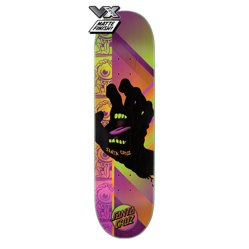Santa Cruz Afterglow Hand VX Deck - 8.0""