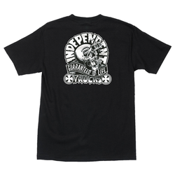 Independent Gashed Tee - Black