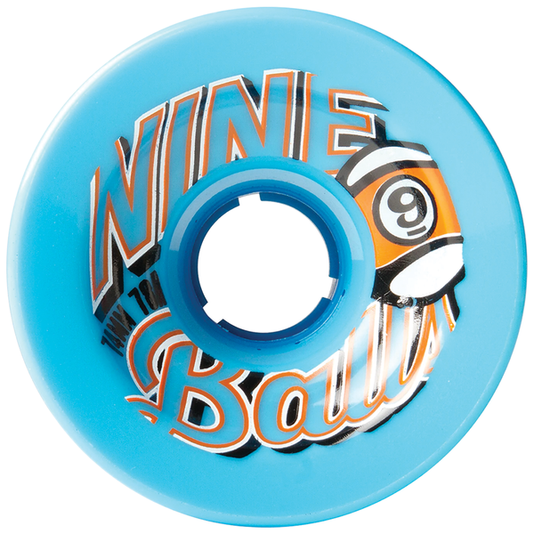 Sector 9 Nineballs Blue 78a - 74mm