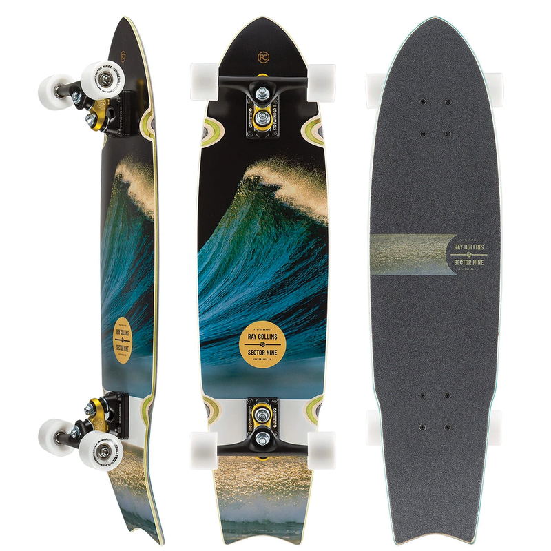 Sector 9 Ray Collins Unagi Complete