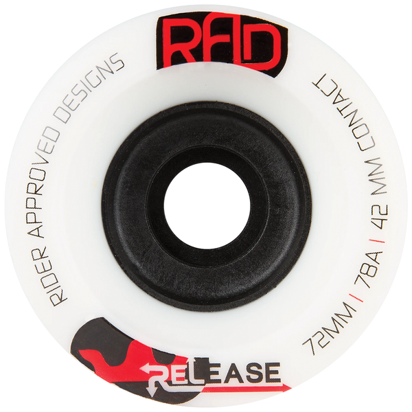 Sector 9 RAD Wheel 78a - 72mm