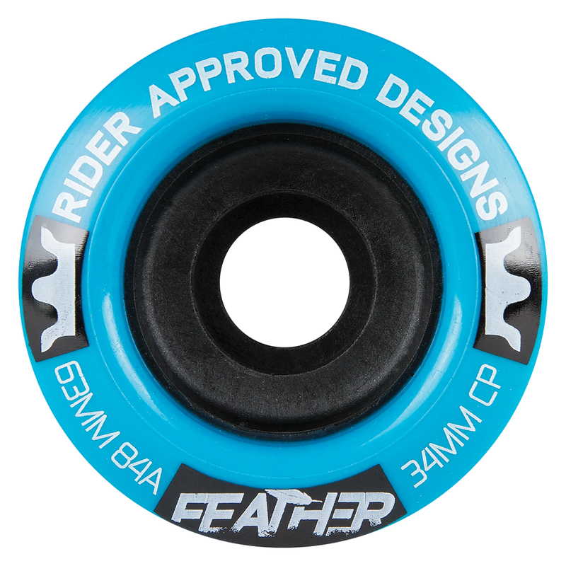 Sector 9 RAD Feather 84A - 63mm