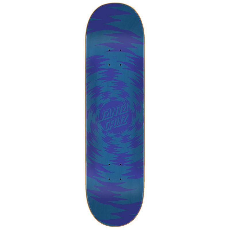 Santa Cruz Tortile HRM Deck - 8.0""