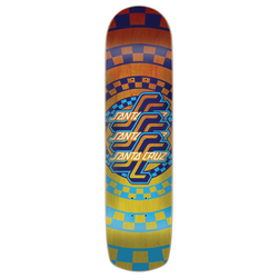 Santa Cruz Check Dot OGSC Deck - 8.12""