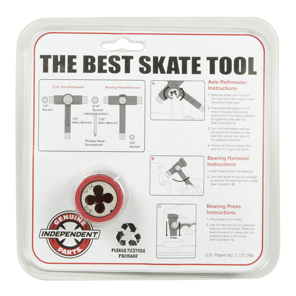 Independent Best Skate Tool - Black