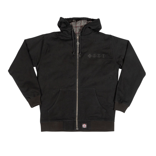 Independent Load Work Jacket - Black