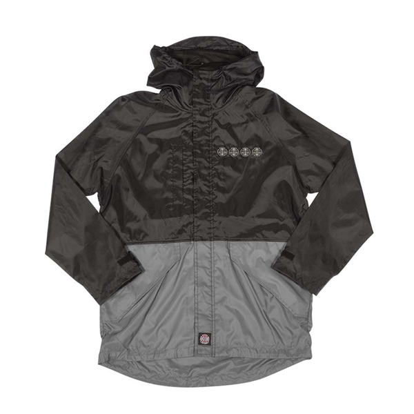 Independent Breaker All Weather Jacket - Black