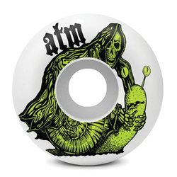 "ATM ""Snail"" Wheels White - 54mm"