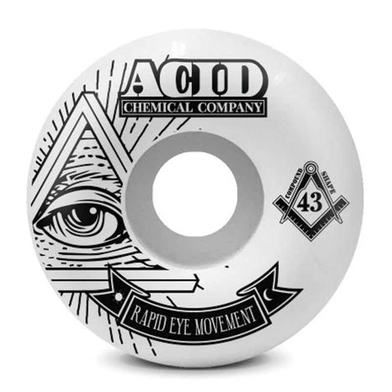 "Acid REM ""Pyramid"" 99a - Various Sizes"