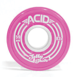 "Acid ""Jelly Shots"" Pink - 59mm"