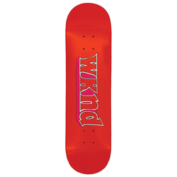 WKND Good Times Deck Red - 8.25""
