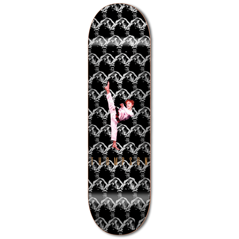 WKND Thompson Bruce Deck - 8.25""