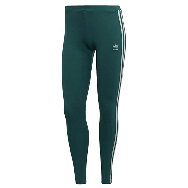 Adidas 3-Stripe Leggings Women's - Green