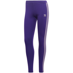Adidas 3-Stripe Leggings Women's - Purple