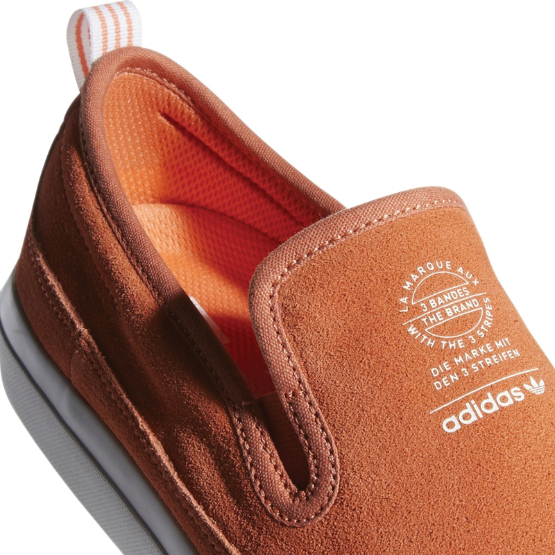 Adidas Matchcourt Slip-On - Semi Coral/White