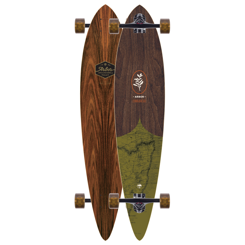 Arbor Timeless Groundswell Complete - 42""