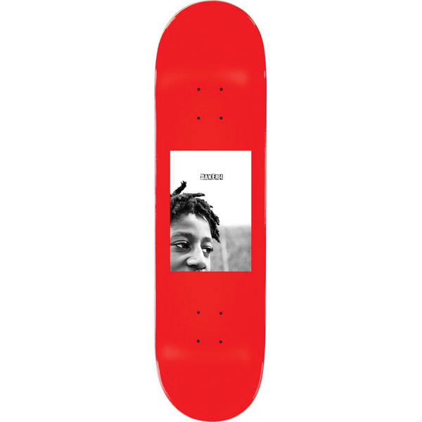 Baker 4 Deck Red - 8.5""