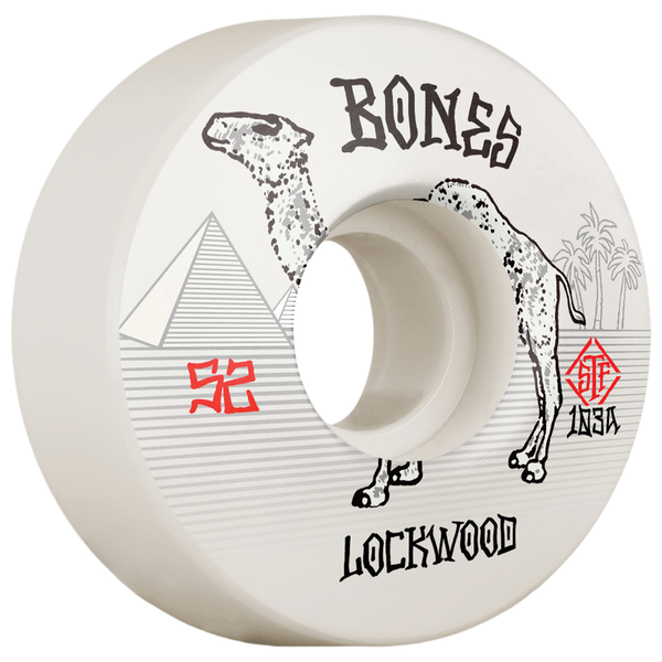 Bones Lockwood Smokin STF 103a V3 - 52mm