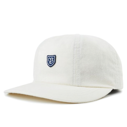Brixton B-Shield III Hat - White