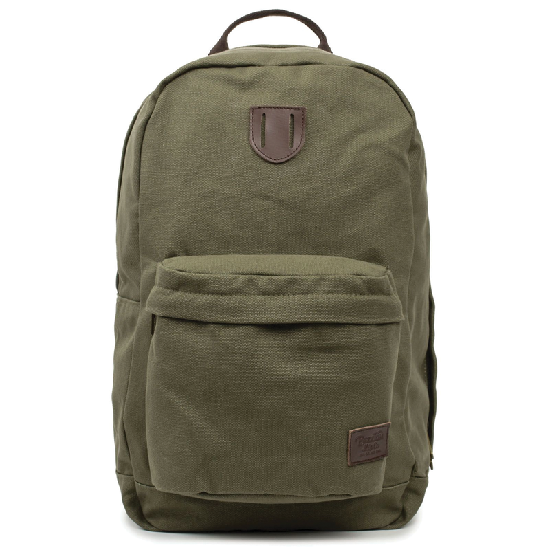 Brixton Basin Basic Backpack - Army