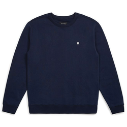 Brixton B-Shield Crew - Navy