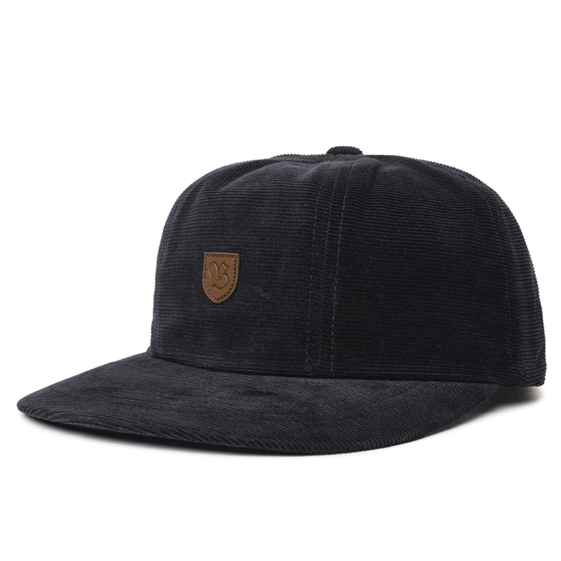 Brixton B-Shield III Hat - Black Cord