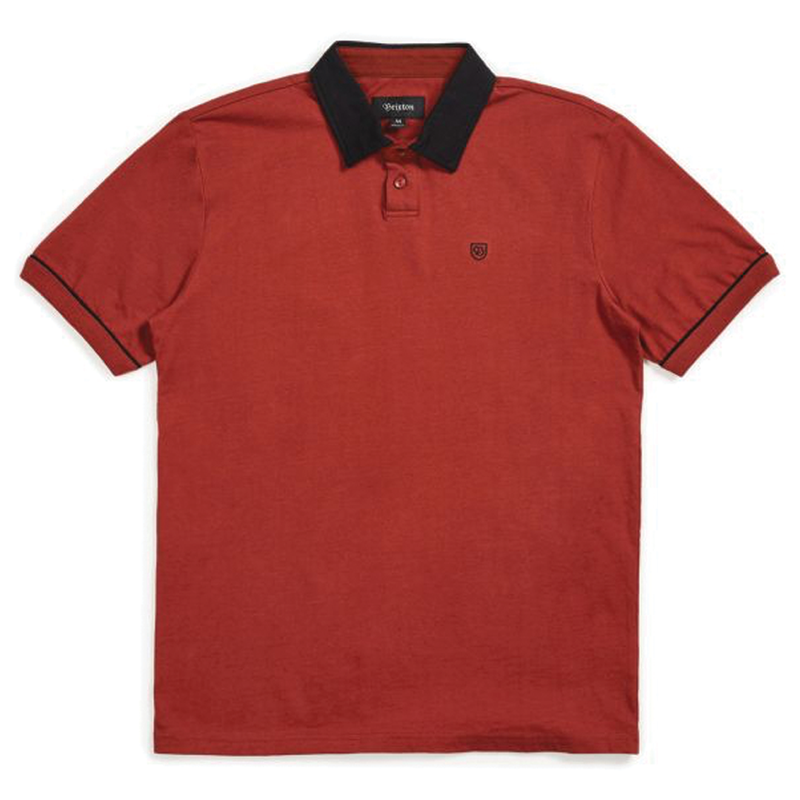 Brixton Carlos Polo - Red