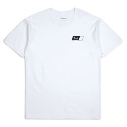 Brixton Segal Tee - White