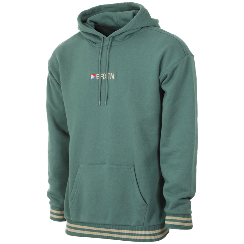 Brixton Stowell IV Hoodie - Emerald