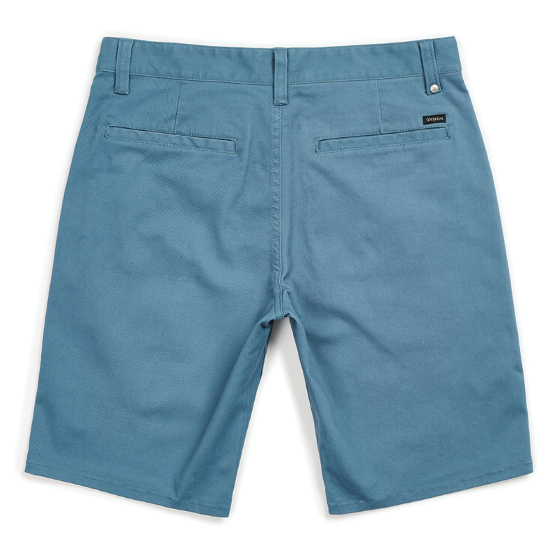 Brixton Toil II Hemmed Short - Orion Blue
