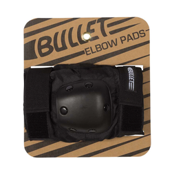 Bullet Adult Elbow Pads - Black