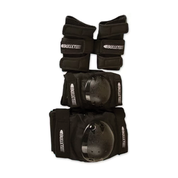 Bullet Jr. Pad Set - Black