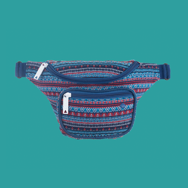 Bumbag T-Funk Deluxe Hip Pack - Navy