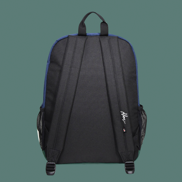 Bumbag Louie Lopez Scout Backpack - Forest Green & Navy