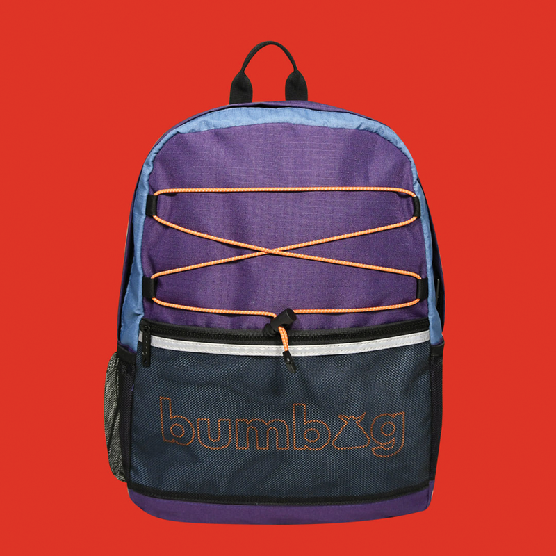 Bumbag Sport Scout Backpack - Purple