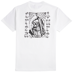 Creature Pale Death Tee - White