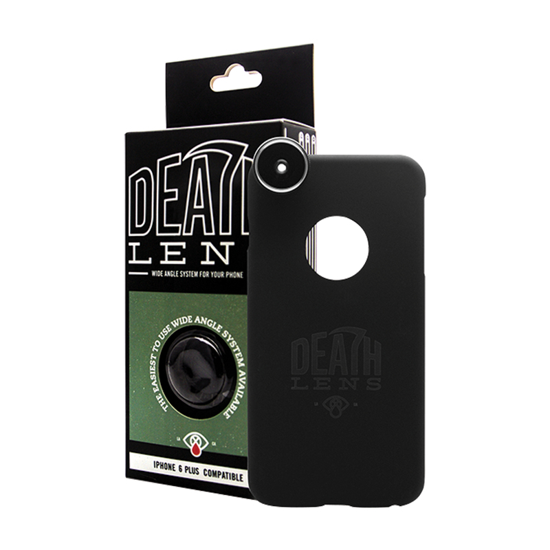 Death Lens Wide Angle