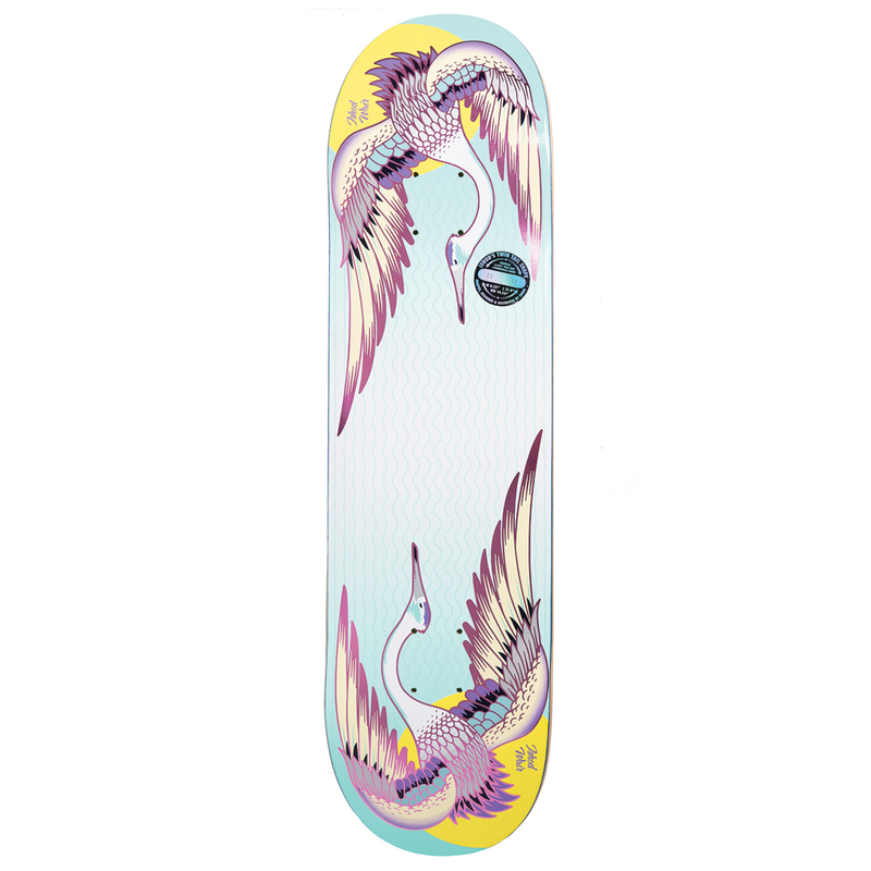 Real Ishod High Noon Twin Tail Deck - 8.25""