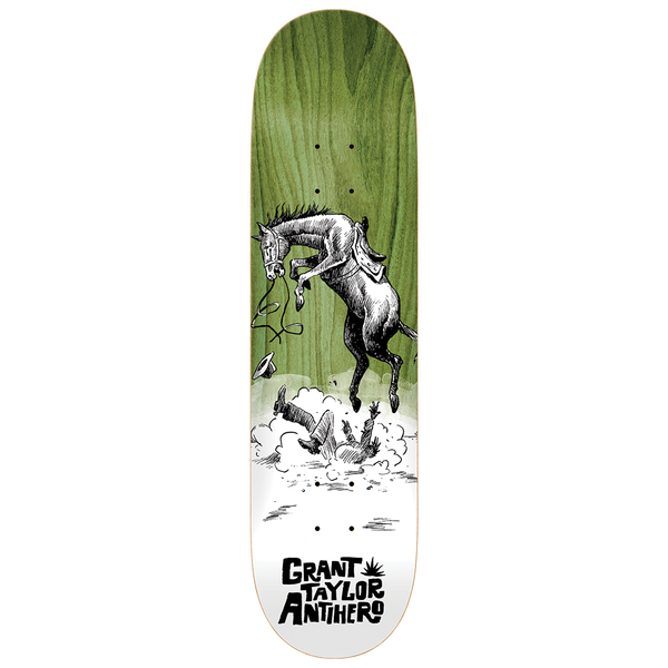 Antihero Taylor How The West Wasn't Won Deck - 8.5""