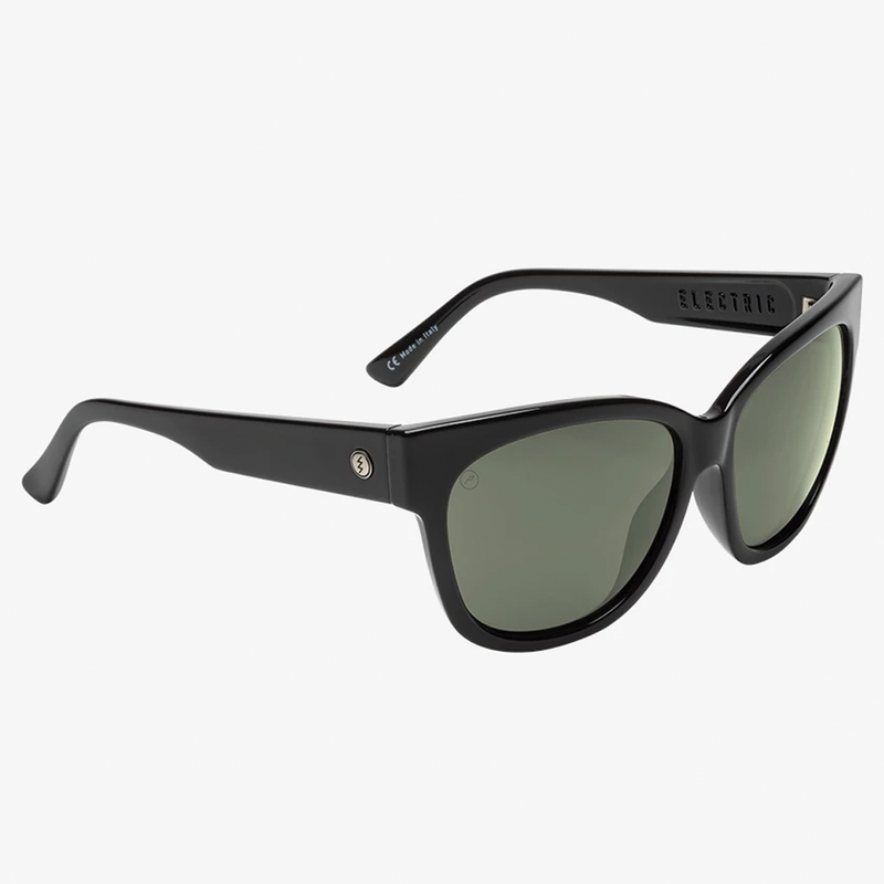 Electric Danger Cat - Gloss Black/ OHM Grey Lens
