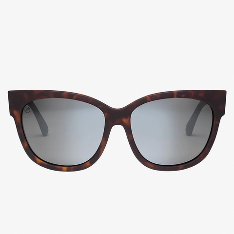 Electric Danger Cat - Matte Tort/ Grey Lens