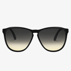 Electric Encelia - Gloss Black/Fade Lens
