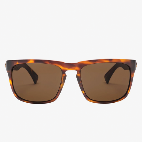 Electric Knoxville Polarized - Matte Tort/Amber