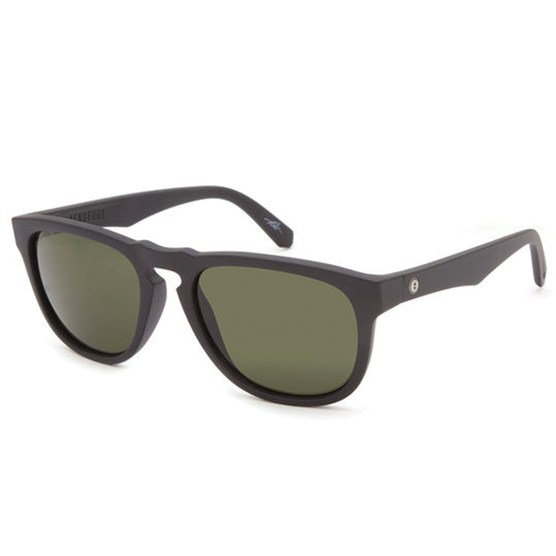 Electric Leadfoot - Gloss Black/Grey Lens