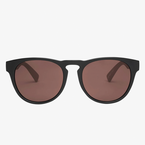 Electric Nashville XL - Matte Black/Rose Lens