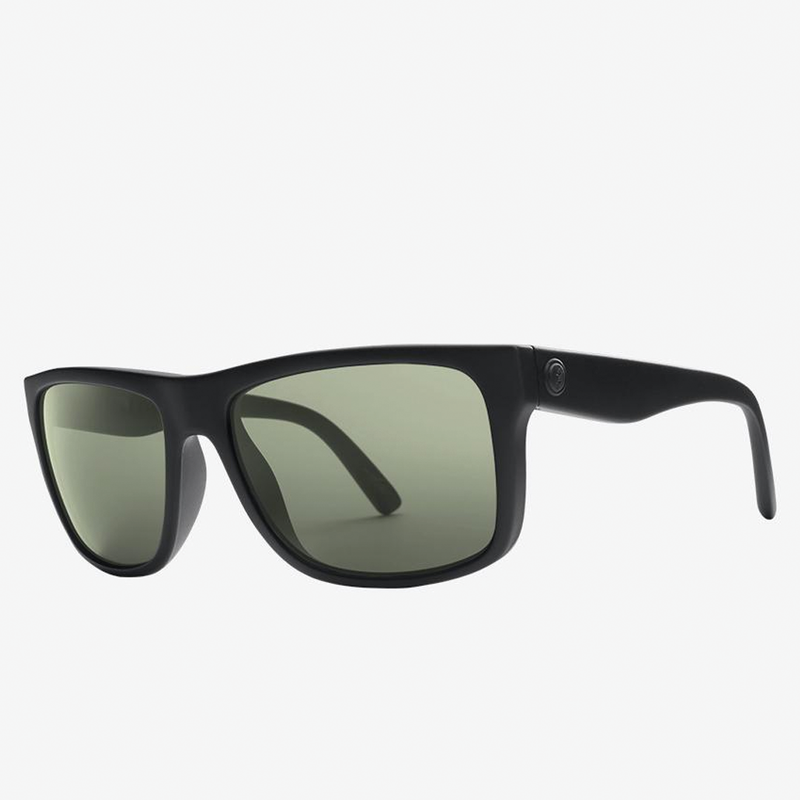 Electric Swingarm Polarized - Matte Black/Grey Lens