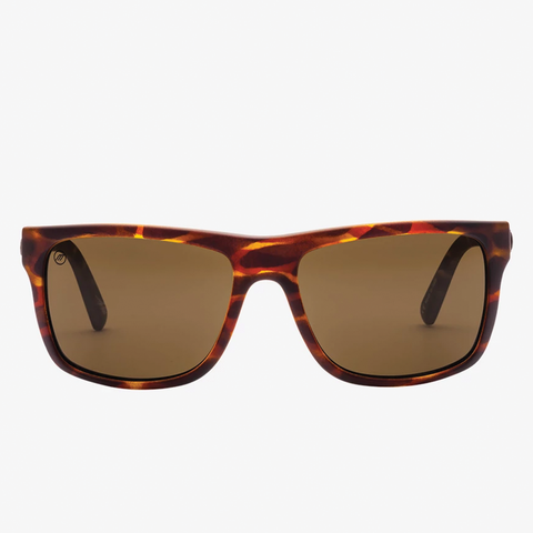 Electric Swingarm XL Polarized - Matte Tort/Amber