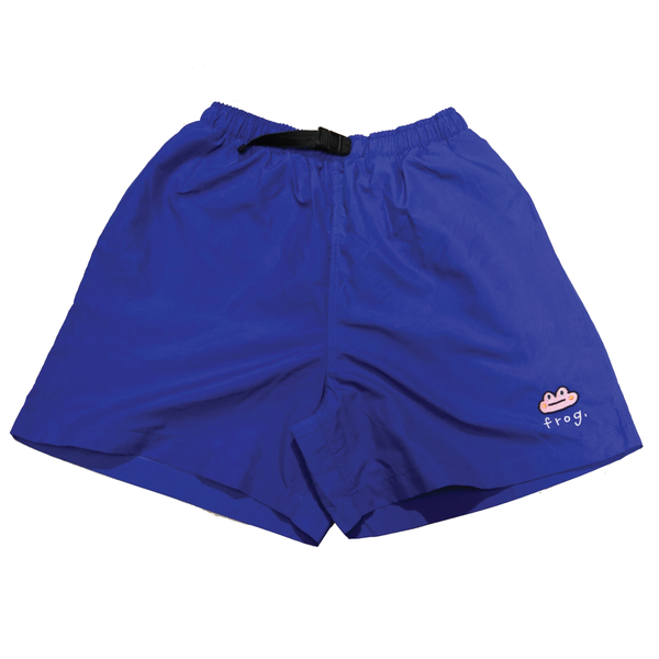 Frog Skateboards Swim Trunks - Blue